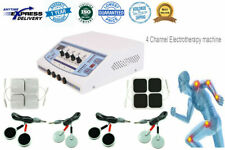 4 Channel Electrotherapy Physical Pain Relief dynosound Machine Equipment Unit