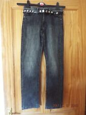 GIRLS SLIM/SKINNY JEANS AGE 11 YRS FROM MATALAN