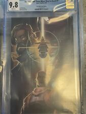 We Only Find Them When They're Dead #1 Skan Srisuwan Variant Ltd 500 CGC 9.8