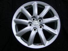 """07 08 09 10 11 12  LEXUS LS460 LS600HL 18"""" 18x7.5  Factory OEM Rim Wheel & Cap"""