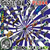 Pistol - Choose from List - Supercharged PL144 - Fortnite Save The World