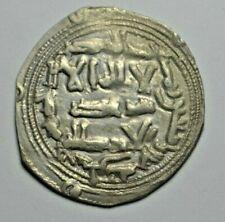 More details for umayyad, al-andalus (spain), al-hakam, silver dirham 195 ah (810 ad)