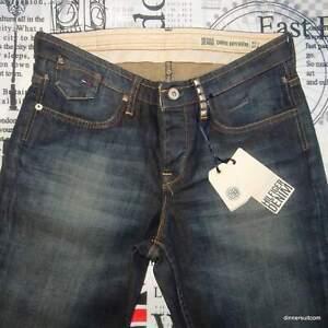 womens *26W 30L Tommy Hilfiger Denim 'CARRIE BOYFRIEND' Jeans Oklahoma Organic