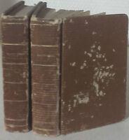 1826 Obras Seleccionadas DE Abbot St Real 2 Tomos DL De París IN 18