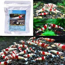 Minerals Enriched Snow Natto Feed Shrimp Snail Food Aquarium Fish Feeding