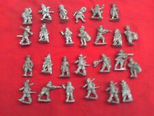 WARGAMES FOUNDRY/ESSEX. 28 MM ENGLISH CIVIL WAR FIGURES X 26 INC.COMMAND NEW
