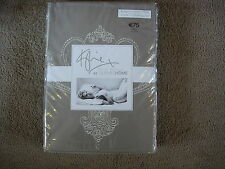 KYLIE AT HOME VALENCIA KINGSIZE DUVET COVER  BNIP
