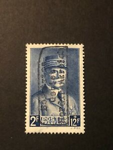 GERMANY NORTHERN FRANCE WWII-GERMAN OCCUPATION  2+12 Fr.  MINT NO GUM  /s4
