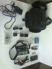 Panasonic PV-GS200 3CCD MiniDV Camcorder w/10x Optical Zoom - Video Transfer