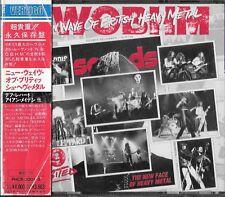 New Wave of British Heavy Metal'79 l'enquête Japon 2 CD box NWOBHM iron maiden