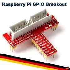 Raspberry Pi 2 3 GPIO Adapter Board Erweiterung Extension Kabel Stecker Breakout