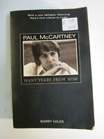 Paul McCartney : Many Years from Now by Barry Miles (1998,  Paperback)  Beatles