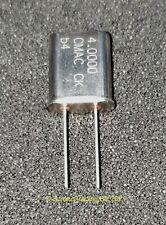 Quartz 4.433.618hz 4,433 MHz hc-49//u hc49u NEW #bp 3 PCs