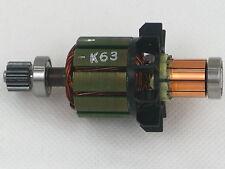 Anker Rotor für Makita BDF 451 BHP 451 Motor 619165-3
