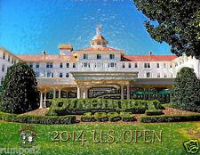 Golf  Poster/Photo /2014 U.S. Open/Pinehurst #2/17x22 inches