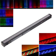 LED LIGHT 320 10mm DJ RGB DMX WALL BAR STAGE WASH DJ Party Show Par 6ch