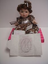 """Marie Osmond 2004 HERSHEY KISSES 10"""" Seated LE 5000"""