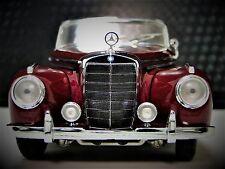1 MERCEDES BENZ 1950s Deportivo 24 VINTAGE Exótico 18 300 43 SC 12 SL GT S CL E