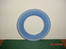 """CHURCHILL """"OUT OF THE BLUE"""" 10 3/4"""" DINNER PLATE/ENGLAND/Plain Center/CLEARANCE!"""
