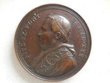 Vaticano medaglia Pio IX anno XXX