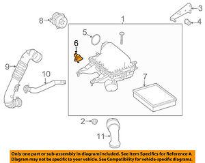 Mercedes MERCEDES-BENZ OEM C300-MAP Manifold Absolute Pressure Sensor 0051535028