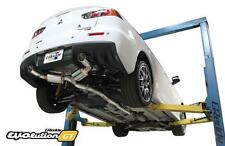 Greddy EVOlution GT Catback Exhaust for 08+ Mitsubishi EVO | 10138300