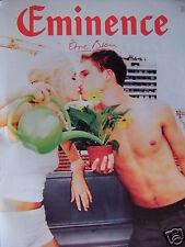 PUBLICITÉ 2002 EMINENCE ÊTRE BIEN - ADVERTISING