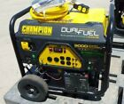 71530R - 7000/9000w Champion Dual Fuel Generator - REFURBISHED