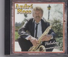 Andre Moss-Holiday Souvenirs cd album
