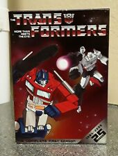 The Transformers - The Complete First Season (DVD, 2009, 3-Disc Set) 25 Years