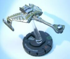 HeroClix Star Trek Tactics IV #017 Kohlar's Battle Cruiser