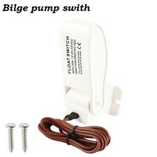 Universal Automatic Bilge Pump Float Switch for Boats Bilge Pump Auto Marine CA