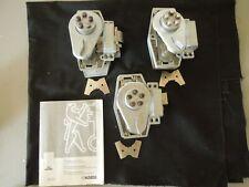 Kaba Simplex Series 900 Push Button Combination Lock SET OF 3 complete Sec Locks