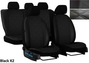 CITROEN C3 PICASSO 2008 - 2017 ARTIFICIAL LEATHER TAILORED SEAT COVERS