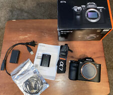 Sony Alpha A7 III Mirrorless Digital Camera - Body Only With HDMI Cable!!!