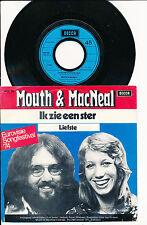 "EUROVISION 1974 45 TOURS 7"" HOLLANDE MOUTH & MACNEAL IK ZIE EEN STER"