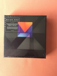 BRIAN ENO Music For Installations 6 CD Box Set