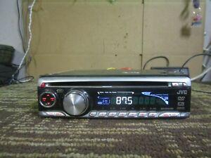 JVC Radio Stereo Audio CD Player Receiver Dash Aftermarket KD-DV4200