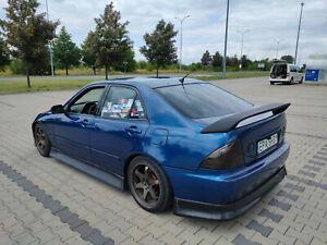 Lexus IS200 IS300 Rear Trunk Spoiler Wing
