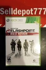 Brand New Operation Flashpoint: Red River (Microsoft Xbox 360, 2011)