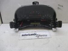 FIAT PUNTO 1.2 B 5M 44KW (2000) RICAMBIO QUADRO STRUMENTI CONTACHILOMETRI 468129