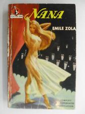 Nana, Emile Zola, Pocket Paperback #104, 1947 Edition