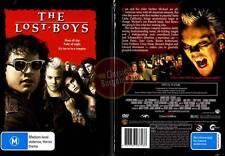 THE LOST BOYS Kiefer Sutherland Corey Haim =vampire NEW DVD (Region 4 Australia)