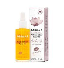 Derma•E - Radiant Glow Face Oil - Illuminate, Nourish, Hydrate - 2oz. - NIB! ❤️