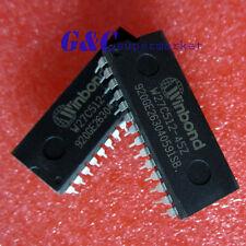 5PCS W27C512-45Z W27C512 DIP IC EEPROM 512KBIT 45NS NEW GOOD QUALITY