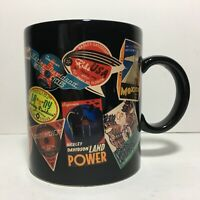 Harley Davidson Coffee Mug Location Logos International & Domestic 16 oz