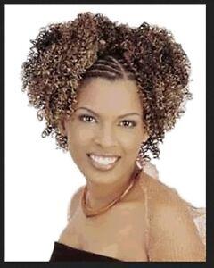 Sensationnel Premium Plus Human Hair for Weaving HH SPRING CURL - CLEARANCE!!