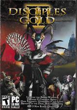 Disciples II: Gold    5 New Bonus Quests 4-Disc Skirmish Strategy PC CD ROM 2005