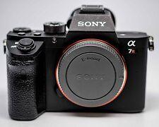 Sony Alpha a7R II 42.4 MP Digital SLR Camera - Black (Body Only)