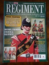 Regiment - Issue Fourteen; Worcestershire and Sherwood Foresters Regiment *GOOD*